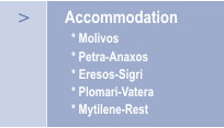 Accommodation in Lesvos